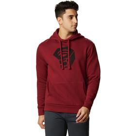 Mountain Hardwear Logo Hoody Men desert red